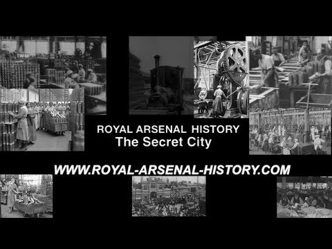 Royal Arsenal - The Secret City early 1900's