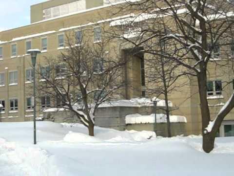 Winter in Western Ontario