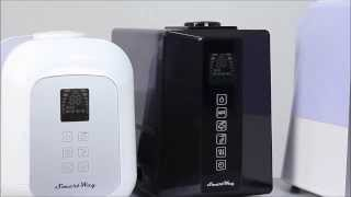 Увлажнители воздуха Smartway. Купить увлажнитель воздуха для дома с функцией ионизатора.(, 2014-01-31T10:20:50.000Z)
