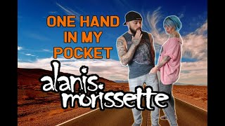 Alanis morissette - one hand in my pocket   acoustic cover