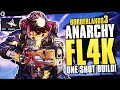 Borderlands 3 Insane LVL 57 FL4K One Shot Crit Build /w Anarchy SG! (Borderlands 3 Best Builds)