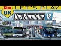 2nd Route With a Citaro K TEST | I Like Trains (2of5) | Bus Simulator 18 #16