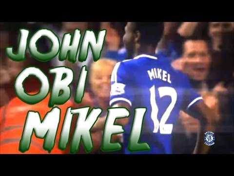 John Obi Mikel | The Black Panther | 2014 (HD)
