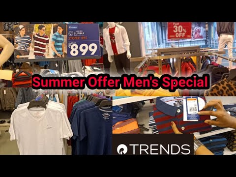 Reliance Trends Latest offers | New arrival & Beautiful Collection|Latest Men's Clothes Collection |