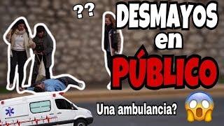 DESMAYOS Y CAIDAS EN PUBLICO **Bromas en la calle** || Roy Zamora
