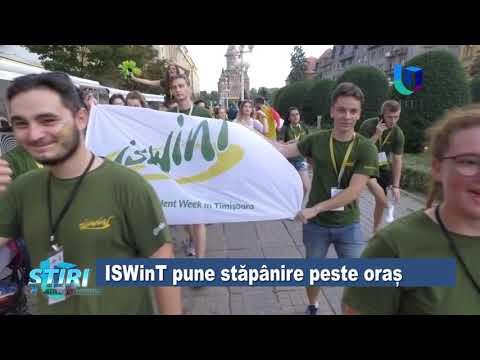 TeleU: ISWinT pune stăpânire peste oraș