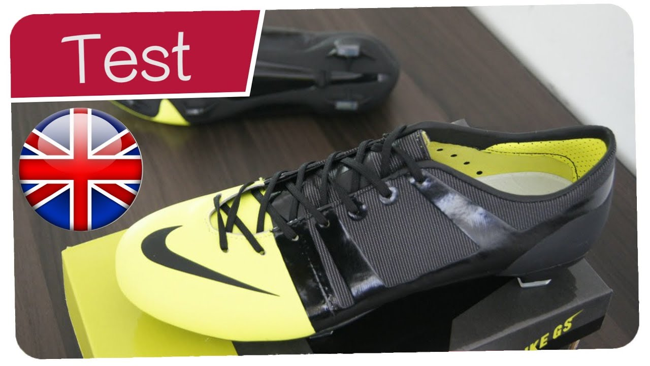 a0636be943c Testing Nike GS Concept Review Test   First Review on Youtube -  English Englisch - Germankickerz