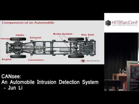 #HITB2016AMS D2T1 - CANsee: An Automobile Intrusion Detection System - Jun Li
