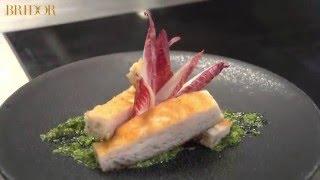 Michel Rouxs Prawn Toast with Walnut & Coriander Pesto