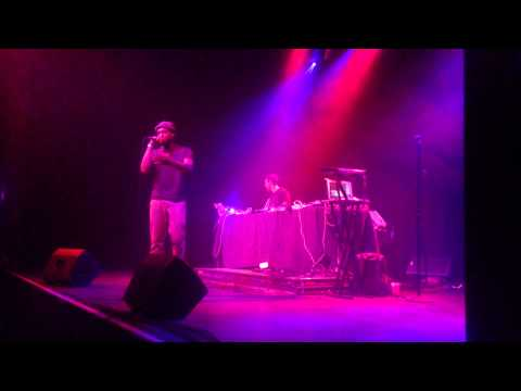 Blueprint/Soul Position with Rjd2 @ Depot 2014