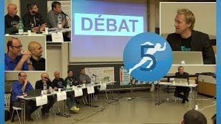 #5 de 6 - Débat : La biomécanique de course