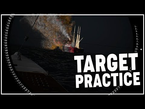 MANNING THE 88mm GUN | Wolfpack | COOP U-BOOT SIMULATOR