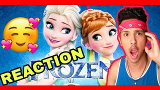 Baixar REACT FROZEN 2 TRAILER (#Reaction)