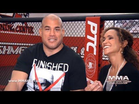 UFC 140's Tito Ortiz on Little Nog, Comebacks, Crashing Phantoms, Big Head Jokes, Jenna + Retiring
