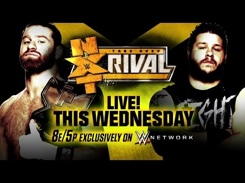 NXT Champion Sami Zayn and Kevin Owens tell their history