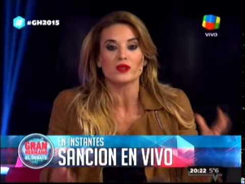 """""""Gran Hermano 2015"""": Así se preparó Romina para su confrontación con María Paz"""