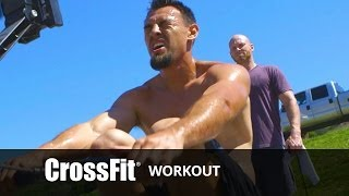 """The Ghost Workout with Robert """"The Ghost"""" Guerrero"""
