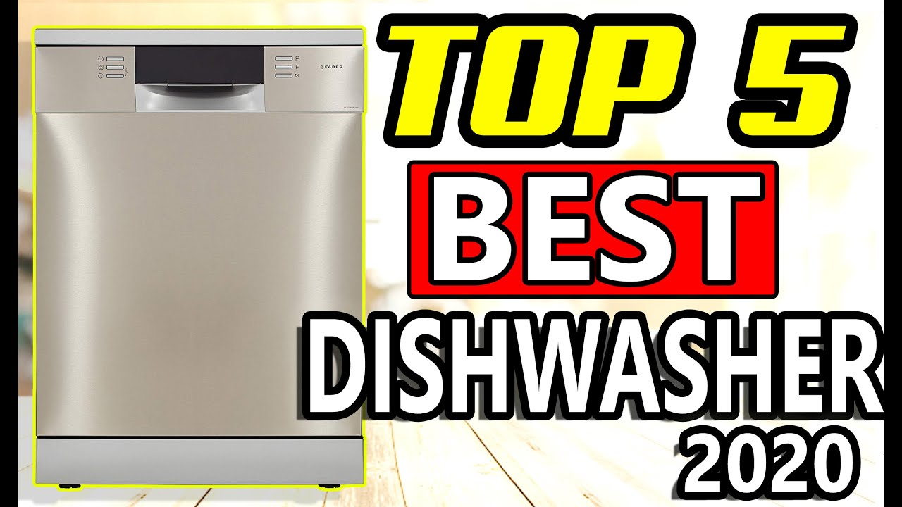 Top 5 Best Dishwasher In India With Price 2020 Youtube