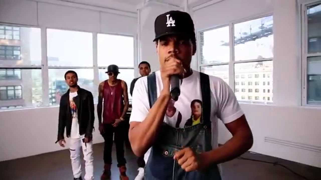 Download Chance The Rapper, Isaiah Rashad, August Alsina and Kevin Gates Cypher - 2014 XXL Freshman