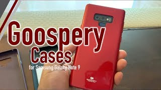 Goospery Cases Review | Samsung Galaxy Note 9