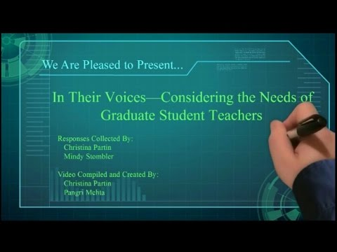 ASA Excellence in Graduate Teacher Training -