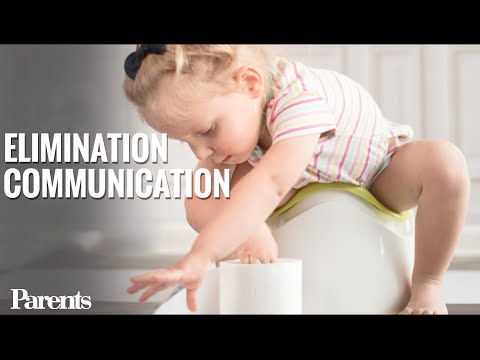 Elimination Communication Raising a 'No-Diaper' Baby