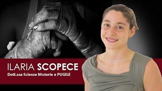 67 Scienze Motorie Talk Show - ILARIA SCOPECE