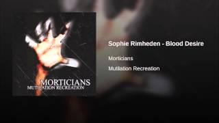 Sophie Rimheden - Blood Desire