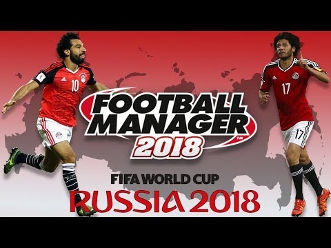 World Cup Challenge | Egypt - Part 3 | Football Manager 2018