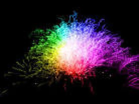 How To Make Rainbow Fireworks In Minecraft Youtube