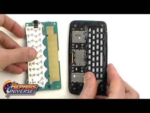 HTC EVO Shift 4G LCD Screen Replacement Repair Guide