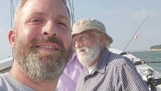 Let's Go Fishin'! Live Striper Fishing In Lake Texoma!