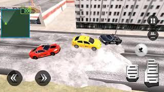 City Airplane Flight Simulator:Snow City Rescue | Android/ios Gameplay 2018