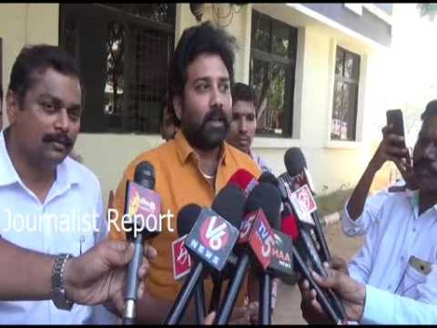 Actor Siva Balaji Complaint To Cyber Crime Police on abuse word post in Facebook