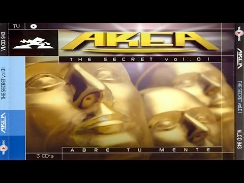 AREA - The Secret Vol. 01 (1999) [Vale Music - 2 × CD, Compilation + Mix Session]
