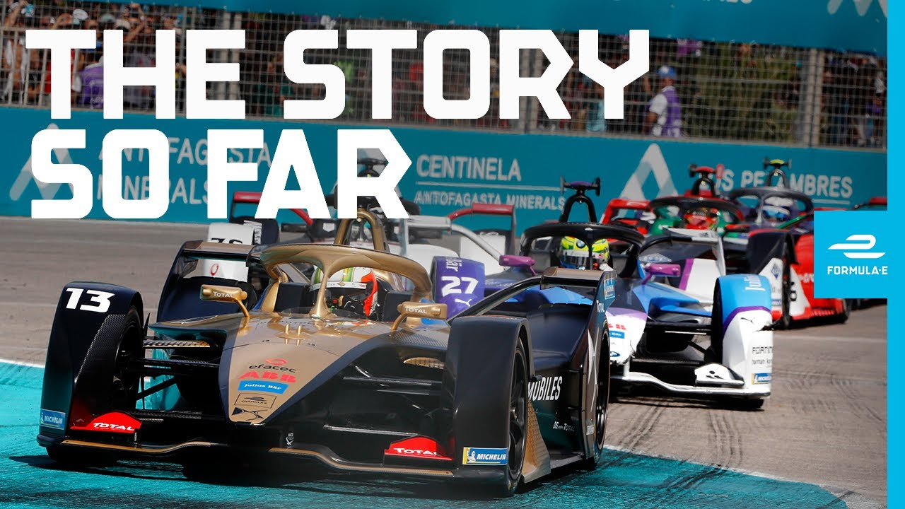 Formula E Season Six: The FULL Story Of The Season So Far