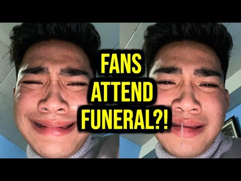 BRETMAN ROCK COMES FOR FANS WHO ATTENDED HIS DAD'S FUNERAL! thumbnail