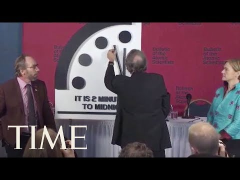 Nuclear 'Doomsday Clock' Is The Closest To Midnight It's Been Since The Cold War | TIME