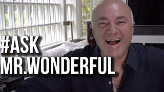 Ask Mr. Wonderful #6 | Kevin O'Leary Answers Your Business Questions