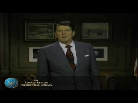 Origins of NAFTA  Ronald Reagan and the North American Union