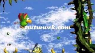 Team Teamwork - Biggie & Craig Mack - Flava In Ya Ear (Donkey Kong Country 2)