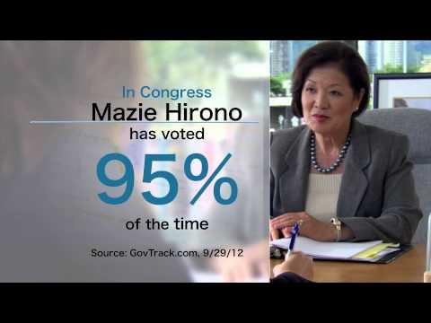 """Mazie Hirono - """"Truth"""""""