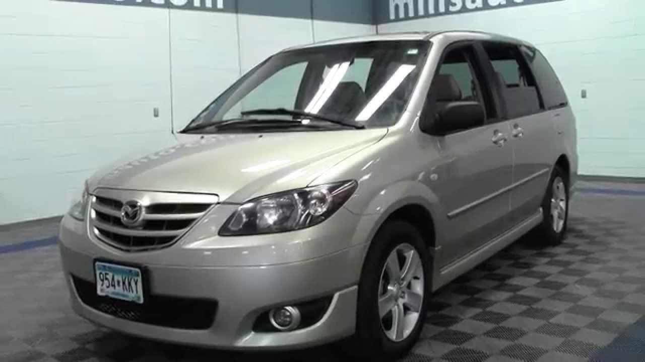 2005 Mazda Mpv Es 6h150218a