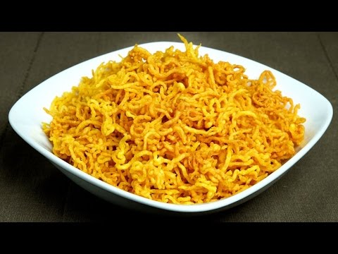 How To Cook Aloo Bhoojiya Sev By Easy Recipe