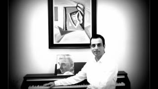 Sa jeunesse...entre ses mains (Aznavour) piano