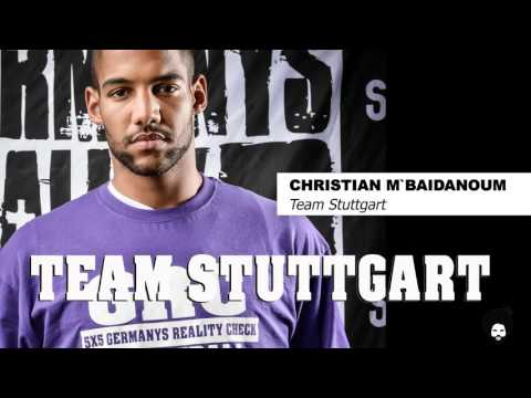 GRC Basketball -   T.h.r.o.w.b.a.c.k: Team Stuttgart