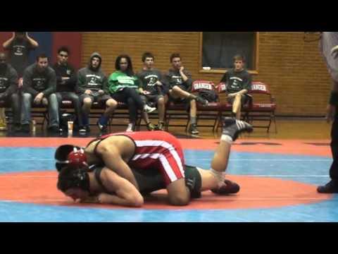 Granger High School Wrestling vs Hillcrest High School 145 Pounds 11-12