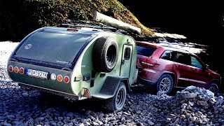 ProCamp company introduces mini-caravan Bushcamp PRE - an off-road ...