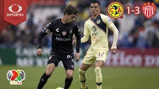 Los rayos paralizan a las Águilas | América 1 - 3 Necaxa | Cl 19 - Jornada 1 | Televisa Deportes