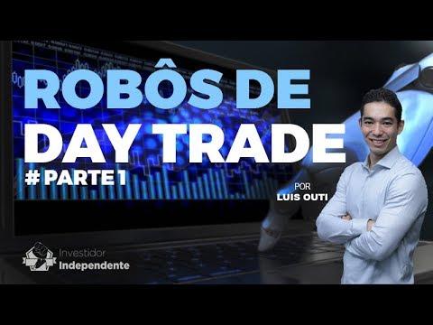 qual melhor robo trader